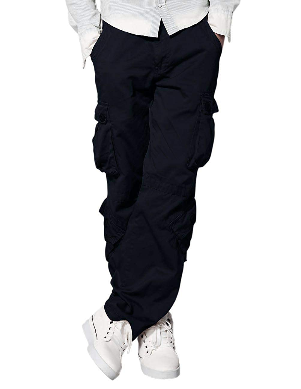 1cd629ef70 Match Men's Wild Cargo Pants at Amazon Men's Clothing store: