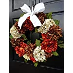 Large-Peony-Dahlia-and-Hydrangea-Wreath-for-Fall-Thanksgiving-Front-Door-Decor-Brown-Cream-Orange-Rust-24-Inch