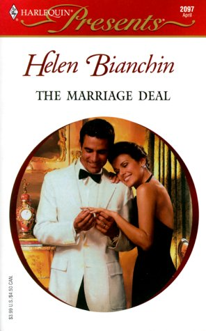 book cover of The Marriage Deal