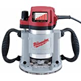 Horsepower Fixed Base Variable Speed Router with T-Handle Height, 15 AMP, 3-1/2""