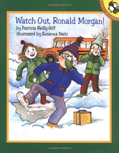 Watch Out, Ronald Morgan!