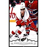 15a669281 2018-19 Upper Deck Hockey Series Two  316 Andreas Athanasiou Detroit Red  Wings.
