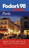 Paris, Fodor's Travel Publications, Inc. Staff, 0679035230