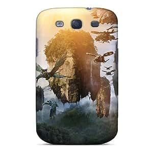 New Design Shatterproof DGCBuJV3034eOncR Case For Galaxy S3 (amazing Avatar)