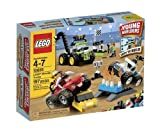 Toy / Game Lego Bricks And More Monster Trucks 10655 With Moveable Crane And Hook - Provides Hours Of Fun!