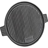 14 inch round griddle - Outdoor Gourmet 14 in Preseasoned Round Griddle
