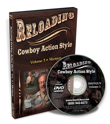 Reloading Shotgun Cowboy Action Style--DVD ()