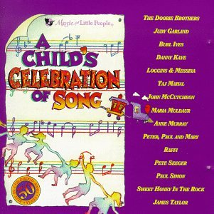 Child's Celebration of Song by Music Little People