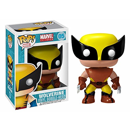 Marvel Wolverine Exclusive Bobblehead Figure product image