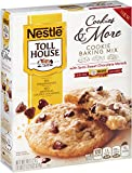 Toll House Cookies & More Cookie Baking Mix with Semi-Sweet Chocolate Morsels, 18.5 oz