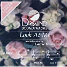 Look At Me [Accompaniment/Performance Track] (Daywind Soundtracks)