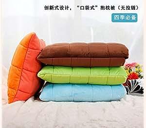 No cremallera bolsillo juntas innovación almohada se, algodón, A, 40*45Cm