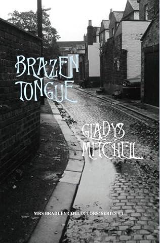 book cover of Brazen Tongue