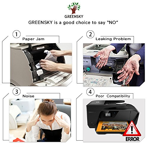 GREENSKY Compatible toner replacement For HP 304A/CC530A