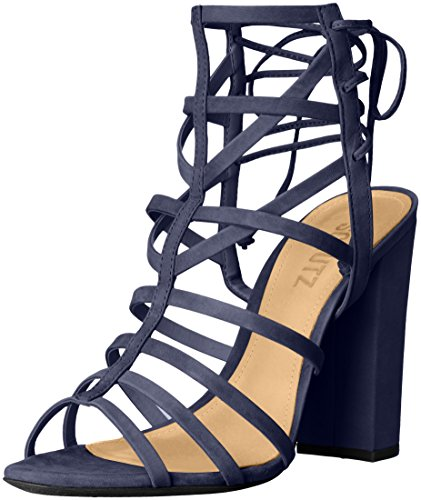 SCHUTZ Women Loriana Dress Sandal Sailfish