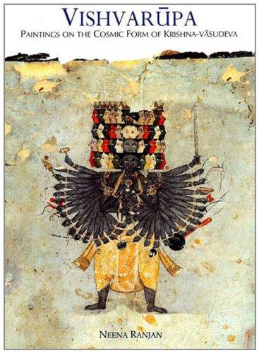 Vishvarupa: Paintings on the Cosmic Form of Krishna-Vasudeva