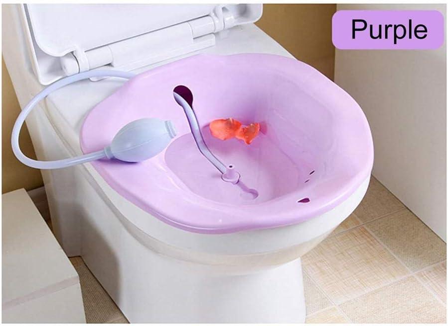 Portable Voyage Bleu 1 Serviette Owoda Si/ège Toilette Pliable Enfants R/éducteurs de Toilettes pour B/éb/é 1 Sac de Rangement