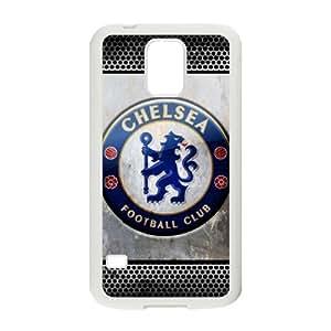 DAZHAHUI Chelsea Football club Cell Phone Case for Samsung Galaxy S5 wangjiang maoyi by lolosakes