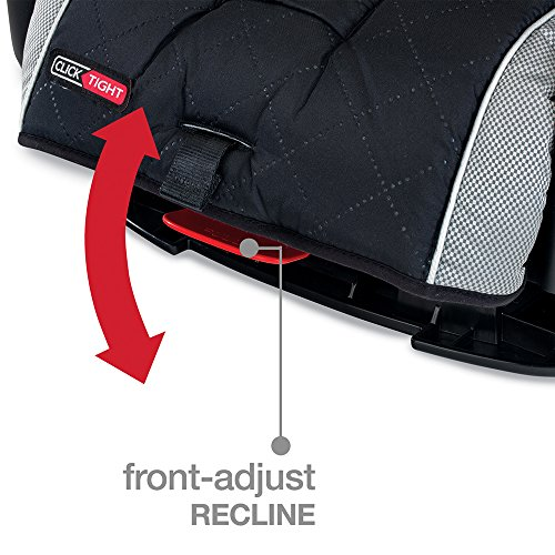 Britax Frontier Clicktight Combination Harness-2-Booster Car Seat, Cowmooflage