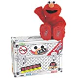 "TMX Tickleme Elmo Plush 15"" 2006 Edition"