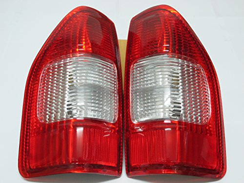 Rear Tail Light Lamp Pair Fits Dmax D-max Rodeo Denver 2002 2003 2004 2005 2006