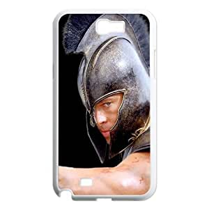 Achilles Troy Movie 7 Samsung Galaxy N2 7100 Cell Phone Case White TPU Phone Case SY_821445