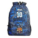 Lionel Messi Fans Backpacks Barcelona Backpacks for Outdoor,Travel Barcelona