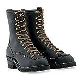 Wesco Highliner 10' Work Boot Black - 9710100 (10...