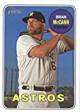 Baseball MLB 2018 Topps Heritage #77 Brian McCann #77 NM Near Mint Astros