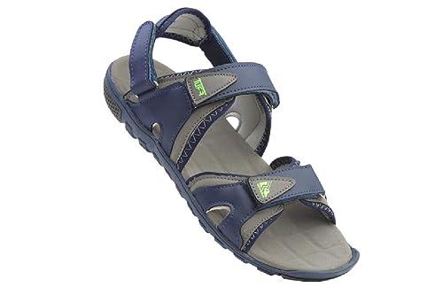 Odyssia Men's Blue Fashion Sandal - 7