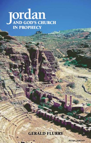 Jordan And Gods Church In Prophecy Kindle Edition By Gerald