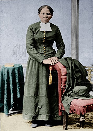 Image result for harriet tubman in color""