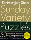 The New York Times Sunday Variety Puzzles, New York Times Staff, 031230059X