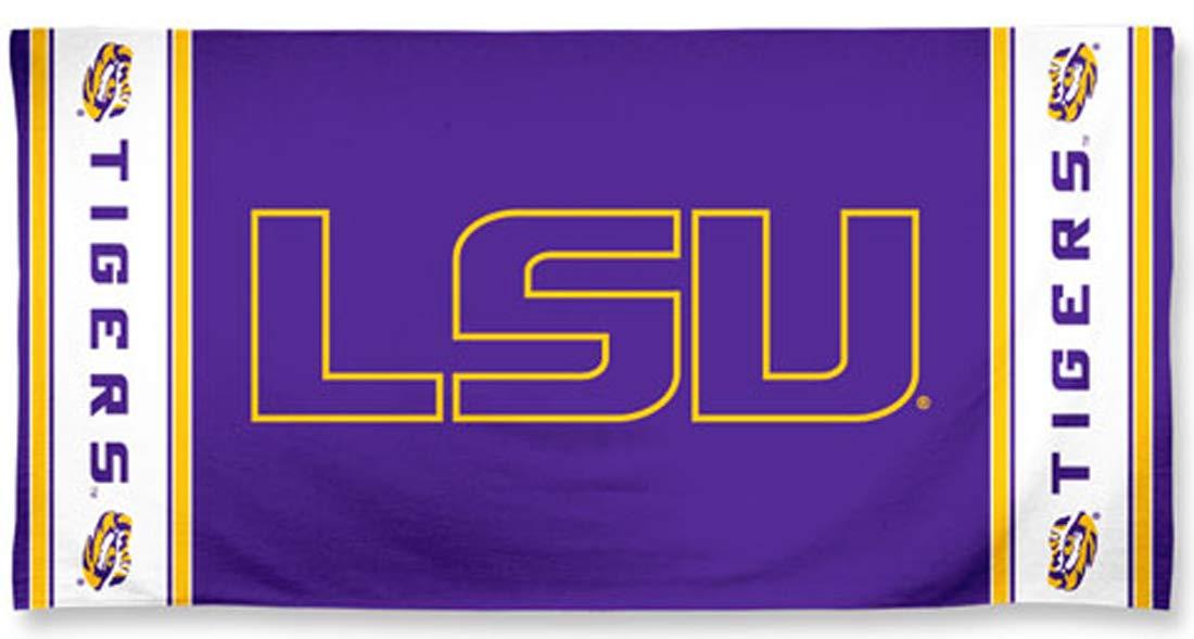 30 x 60 inches McArthur Louisiana State University LSU Tigers Beach Towel