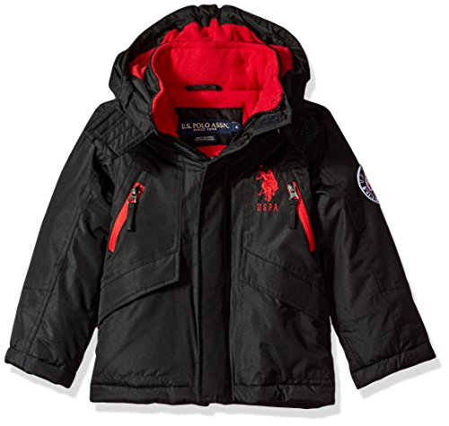 U.S. Polo Assn. Boys' Outerwear Jacket (Extra Styles Out there) – DiZiSports Store