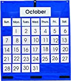 Carson Dellosa Monthly Calendar Pocket Chart Pocket Chart (5605)