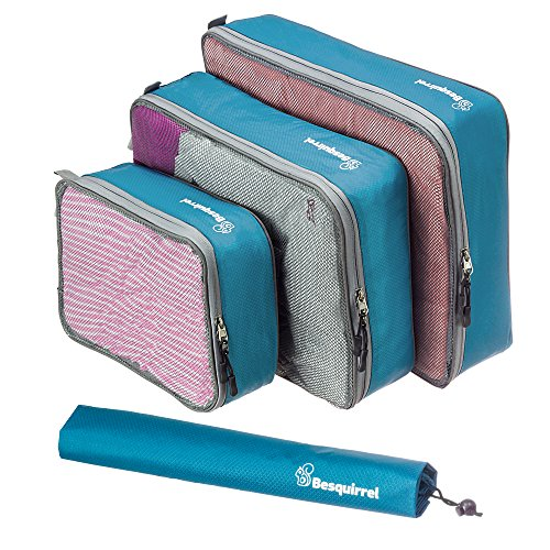 Set Packing Cubes Luggage Organizers