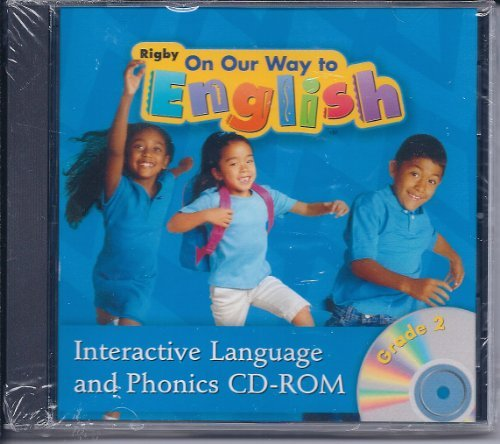 Gr2 Cd - CD Owe Gr2 Interactive Lang & Phonics (On Our Way English) by Various (2004-08-01) Paperback