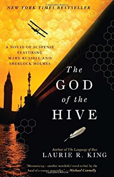 The God of the Hive 0553590413 Book Cover