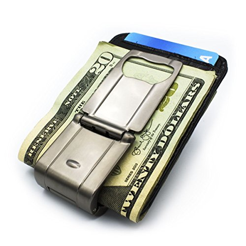 - Money Clamp Munich Satin