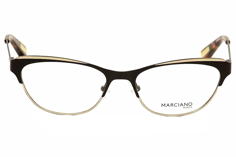 Amazon.com: Eyeglasses Guess By Marciano GM 253 (GM 253) GM0253 (GM ...