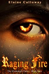 Raging Fire (The Elemental Clan Series Book 2)