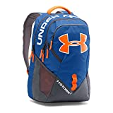 Under Armour Storm Big Logo IV Backpack, Royal/Graphite, One Size