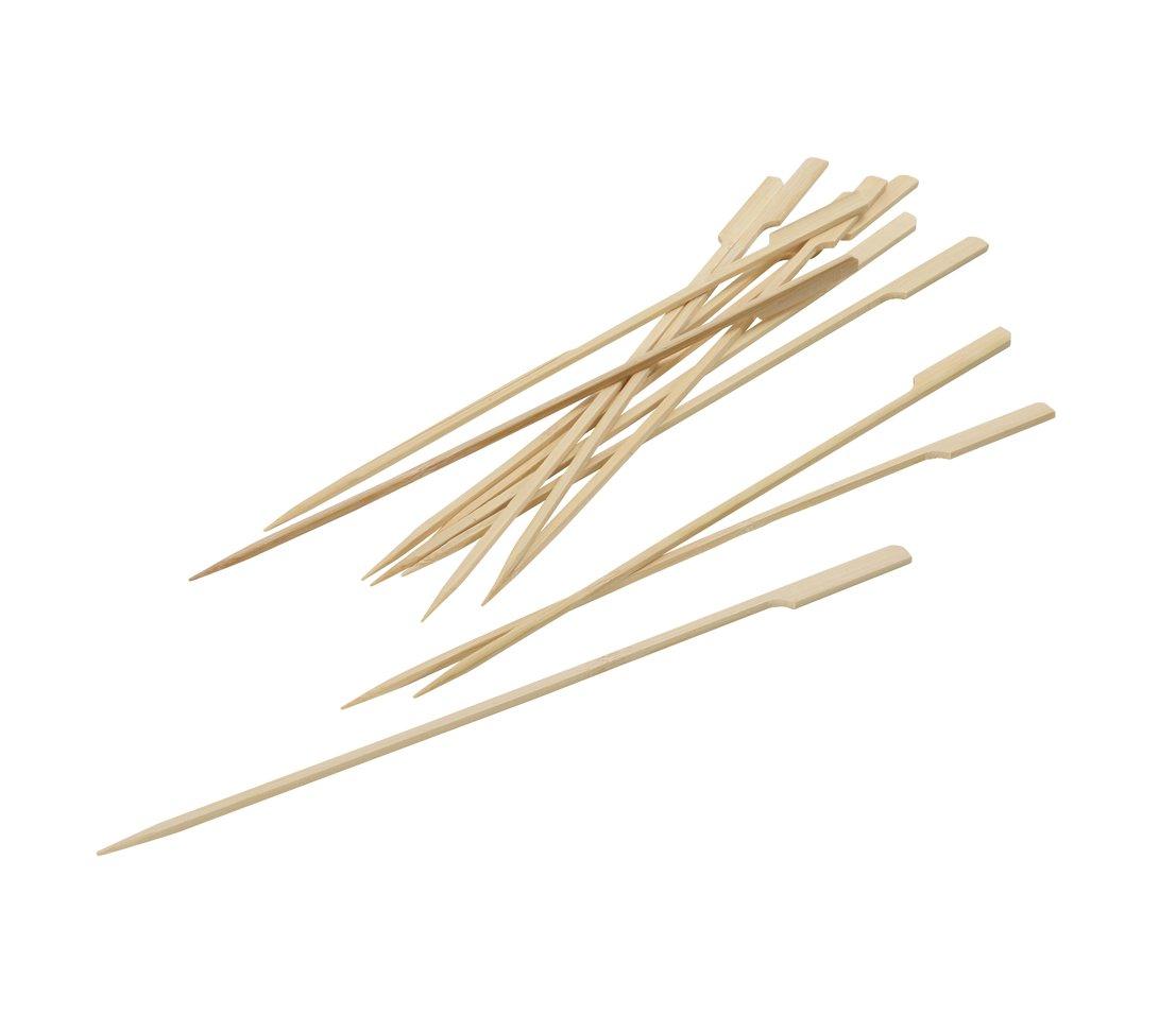 Dehner Bambus-Spie/ße Bambus L/änge je 30 cm 50 St/ück