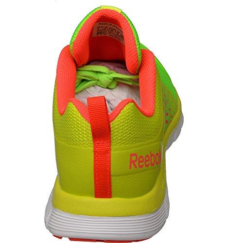 Dual Z Schwarz Schuhe Rush Laufschuhe 2 Sportschuhe Grün 5 Reebok Damen V66379 5ZHqUxdn5S