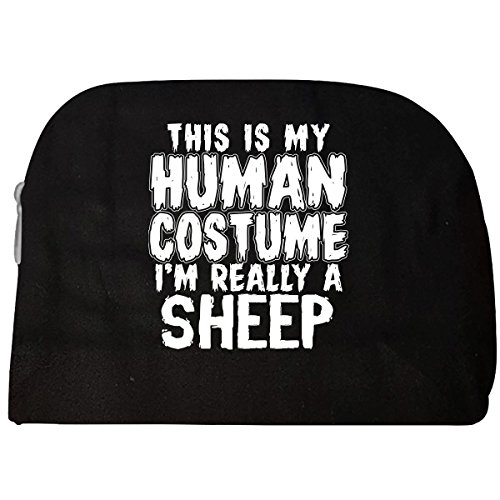 This Is My Human Costume I'm Really A Sheep - Cosmetic (Sheep Costume Makeup)
