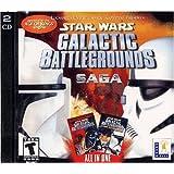 Star Wars Galactic Battlegrounds Saga (Jewel Case) - PC