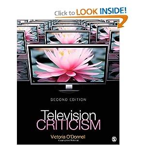 Television Criticism Victoria O'Donnell