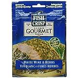 Fish Crisp, Seasoned Coating Mix, Gourmet Grill, White Wine & Herbs, 80g