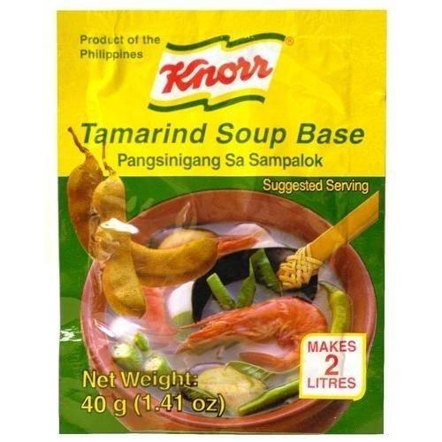 Knorr Tamarind Soup Base (Pack of 6) ()